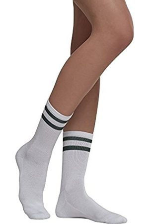 Urban classics Men's 2-Stripe 2-Pack Socks
