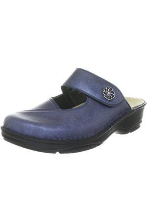 Berkemann Womens Heliane Clogs And Mules Blau (blau 371) Size: 6.5