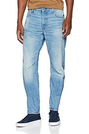 G-Star G-Star Men's Arc 3D Relaxed Tapered Fit Jeans, (Vintage Medium Aged)