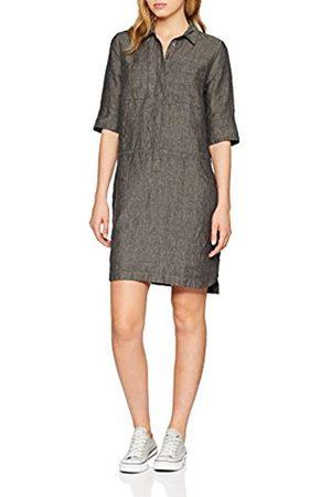 Opus Women's Willmar Linen Dress, (Oliv 3033)