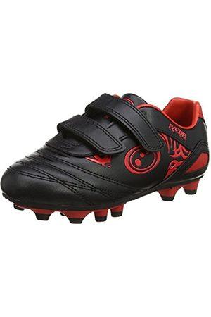 Optimum Boys' Razor Velcro Moulded Stud Football Boots