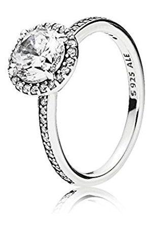 Pandora Women Silver Ring - 197093CZ-58 IfvJ8W