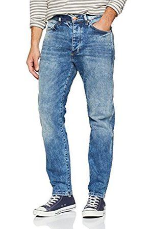 Wrangler Men's Slider Regular Tapered Straight Jeans