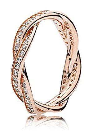 PANDORA Women Vermeil Anniversary Ring - 180892CZ-52
