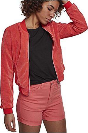 Urban classics Women's Short Pleated Blouson Jacket