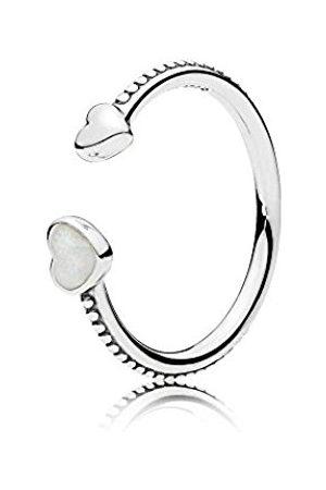 Pandora Women Silver Piercing Ring - 196315-52 Rg0CkY1