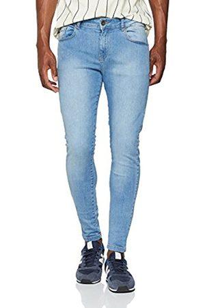 Enzo Men's Ez326 Skinny Jeans
