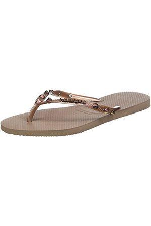 Havaianas Women's Slim Hardware Flip Flops