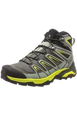 Salomon Men's Ultra 3 Mid GTX High Rise Hiking Shoes