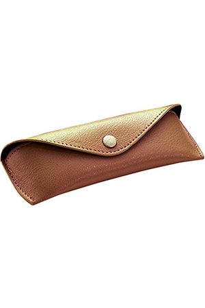 Alassio Glasses Case Made From Genuine Leather Pocket Organiser Small Approx. 16 x 5.5 x 3 cm