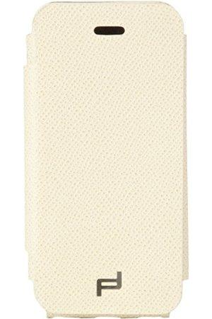 Porsche Design Design Mens FC 3.0 Portfolio iPhone 5 Case 1 Organizer bag Weiß (offwhite 101) Size: 8x15x2 cm (B x H x T)