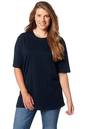 Ulla Popken Women's Rundhals T-Shirt