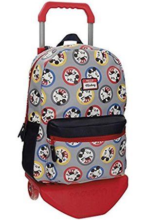 Disney Mickey Circles School Backpack, 40 cm