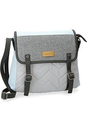 Pepe Jeans Ripple Messenger Bag, 28 cm