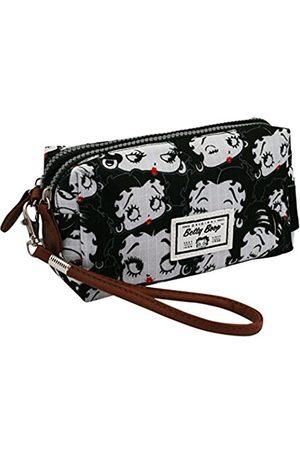 KARACTERMANIA Betty Boop Noir Toiletry Bag
