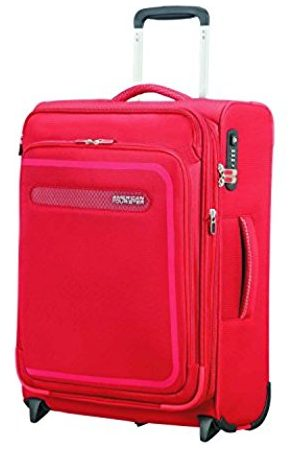 American Tourister Airbeat - Upright 55/20 Expandable Hand Luggage, 55 cm