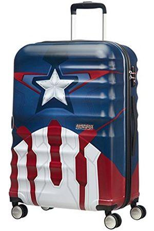 d4be9dbb898 American Tourister Disney Wavebreaker - Spinner 67 24 Marvel 3.6 KG  Children s Luggage
