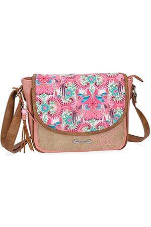 Catalina Estrada Faisan Messenger Bag, 25 cm