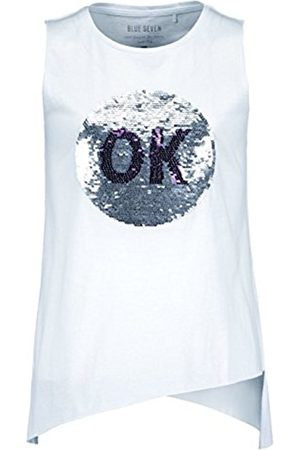 Blue Seven Girl's Vd-500040 Kniited Tank Top