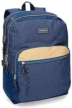 Movom Babylon Double compartment adaptable school backpack 42