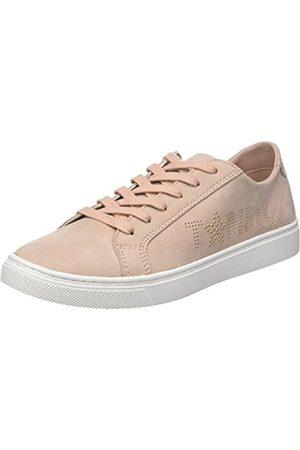 Tommy Hilfiger Women's Tommy Star Nubuck Low-Top Sneakers