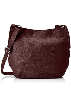 Chicca borse Women's CBS178484-765 Shoulder Bag (bordo bordo)