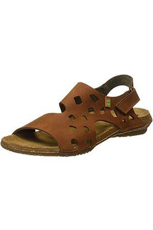 Womens N5060 Pleasant Wakataua Closed Toe Sandals, Blue El Naturalista