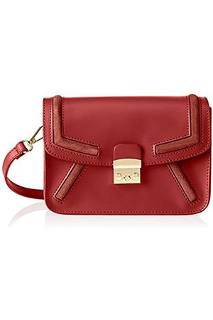 Chicca borse Women's CBS178484-394 Shoulder Bag (rosso rosso)