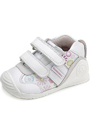 Biomecanics Baby Girls' 182139 Open Back Slippers, ( /Multicolor B-AMZ)