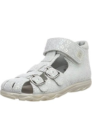 Richter Kinderschuhe Terrino, Girls' Closed Sandals with Wedge Heel