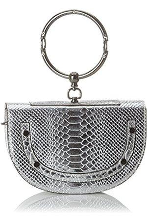 Chicca borse Women's CBS178484-402 Shoulder Bag (argento argento)