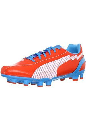 Puma Mens evoSPEED 5 FG Football Shoes Rot ( .com- -hawaiian 08) Size: 44.5