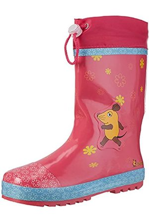 Playshoes GmbH Rubber Mouse Flowers, Unisex Kids' Rain Boots