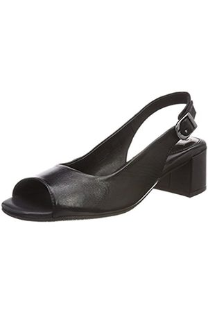 Womens Caravella 02 Sling Back Heels, Silver Gerry Weber