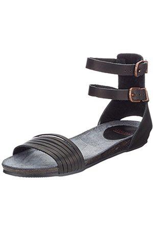 Fred de la Bretoniere Women's Riemchen Ankle Strap Sandals