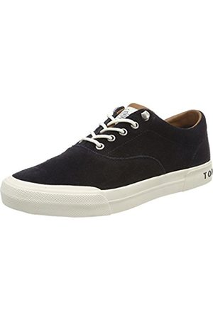 Tommy Hilfiger Men's Heritage Suede Low-Top Sneakers