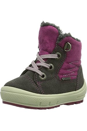 Superfit Girls' Snow Boots Purple Size: 8.5 UK