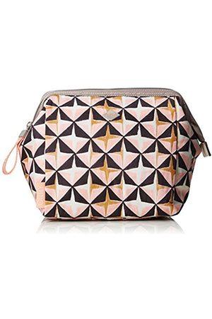 Oilily Ruffles Geometrical Washbag Mhz 3, Women's Bag Organiser