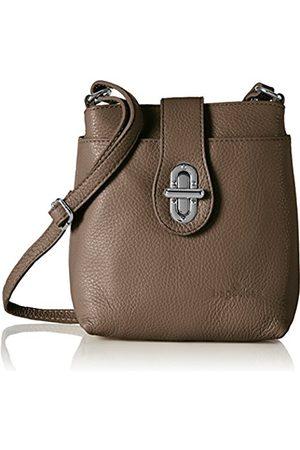 Bags4Less Rania, Women's Cross-Body Bag, Blau (Dunkelblau)