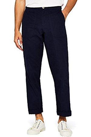FIND Men's Cotton Utility Regular Fit Trouser
