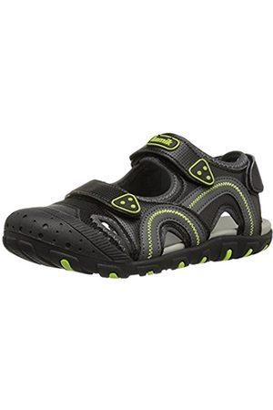 Kamik Boys' Seaturtle Bla/4 Sandal