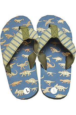 Hatley Boys' Lbh Kids Flip Flops- Dinos Beach and Pool Shoes