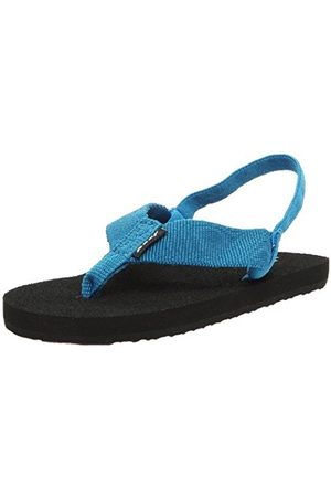 Reef Junior Kids Todos Flip Flop R5021BLU 2 Child UK