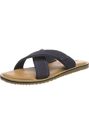 Geox Men's U Artie C Open Toe Sandals, (Navy C4002)