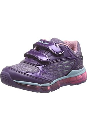 Geox J Android Girl B, Girls' Low-Top Sneakers