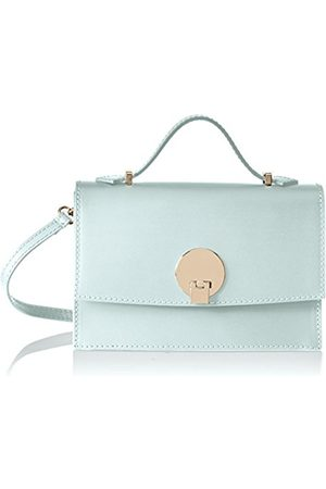 Chicca borse Women's CBS178484-71 Shoulder Bag Turquoise Turquoise (marina marina)