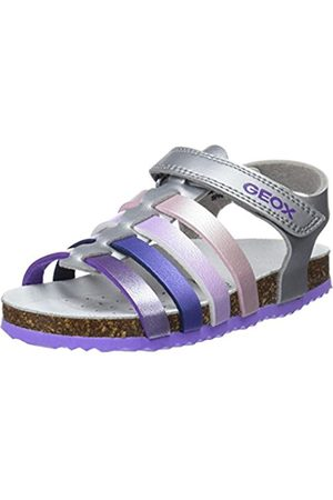 Geox Girls J New Aloha C Open Toe Sandals