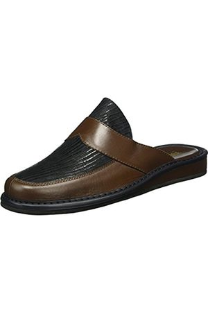 Fortuna Men's Exclusiv Flex Cold-Lined Slippers Size: 16