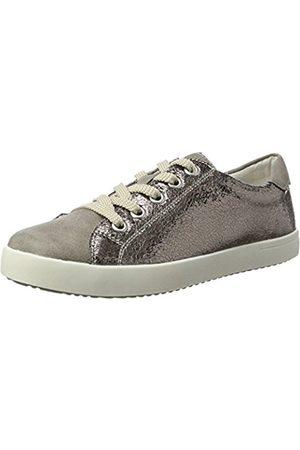 Rieker Kinder K5204, Girls' Low-Top Sneakers, Gray (staub/altGrau/91)
