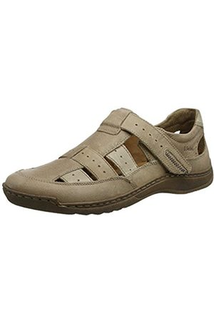 Josef Seibel Men's SMU-Milo 07 Closed Toe Sandals